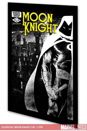 Essential Moon Knight Vol. 2 (Trade Paperback)
