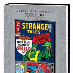 MARVEL MASTERWORKS: NICK FURY, AGENT OF S.H.I.E.L.D. VOL. 1 #0