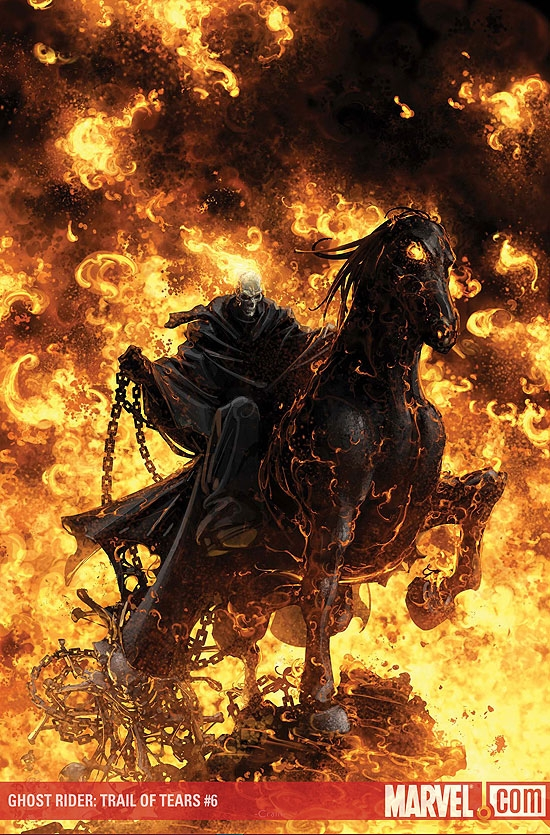 Ghost Rider: Trail of Tears (2007) #6