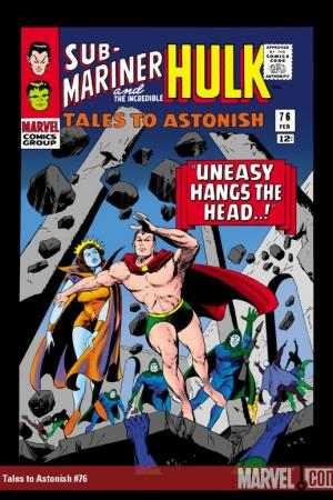 Tales to Astonish (1959) #76