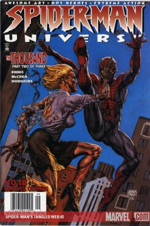 Spider-Man'S Tangled Web Vol. 4 (2003)