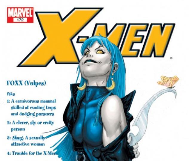 X-MEN (1951) #172 COVER