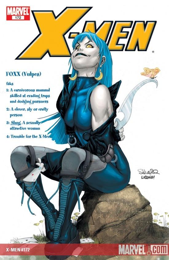 X-Men (2004) #172