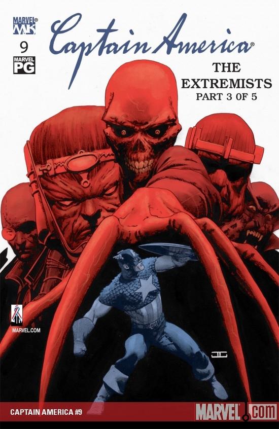 Captain America (2002) #9