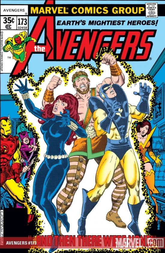 Avengers (1963) #173