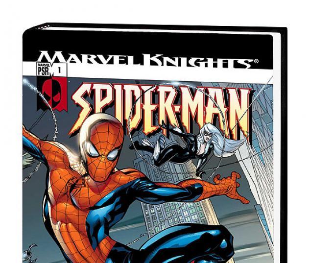 MARVEL KNIGHTS SPIDER-MAN VOL. 1 COVER
