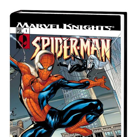 MARVEL KNIGHTS SPIDER-MAN VOL. 1 COVER