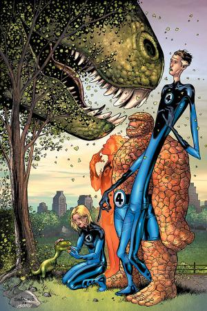 MARVEL ADVENTURES FANTASTIC FOUR VOL. 2: FANTASTIC VOYAGES DIGEST (Digest)
