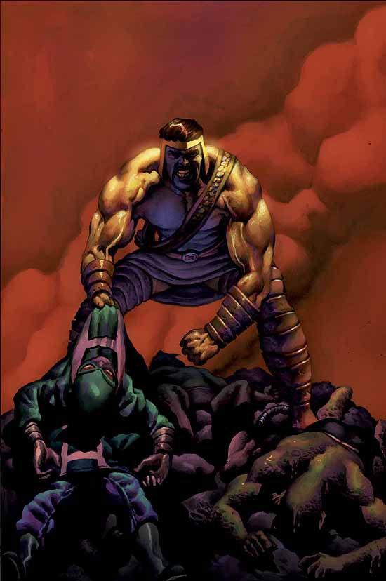 Hercules (2005) #3