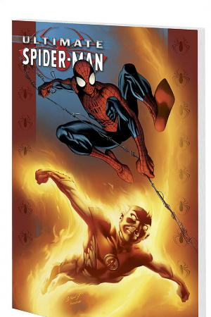 Ultimate Spider-Man Vol. 12: Superstars (2005)