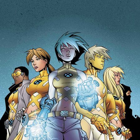 NEW X-MEN: ACADEMY X VOL. 1: CHOOSING SIDES COVER