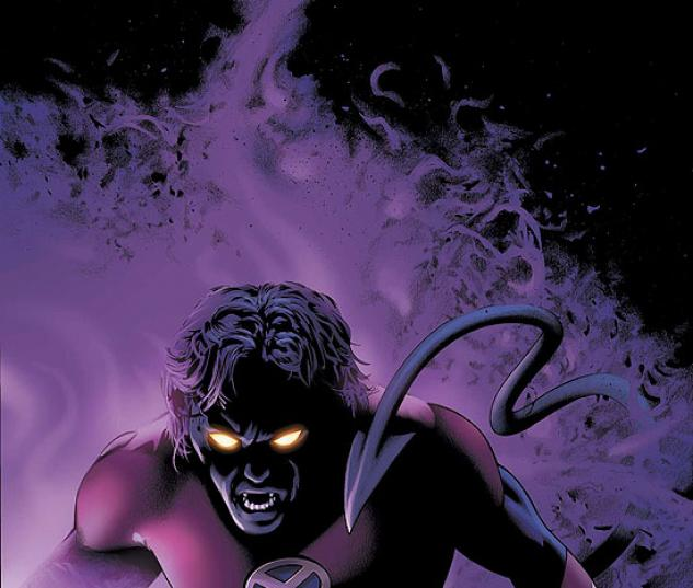 NIGHTCRAWLER (2005) #4 COVER