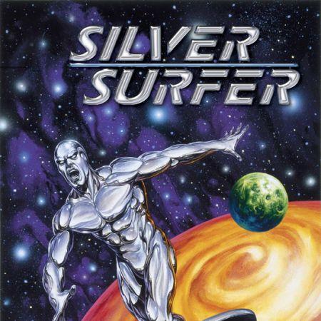 SILVER SURFER VOL. 1: COMMUNION TPB COVER