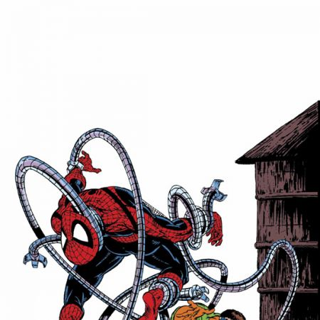SPIDER-MAN: DEATH OF CAPTAIN STACY TPB COVER