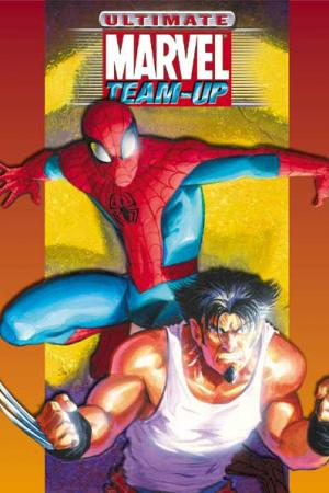Ultimate Marvel Team-Up (Hardcover)