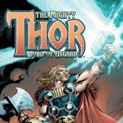 THOR VOL. II: LORD OF ASGARD TPB COVER