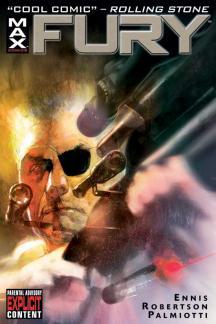 Fury Vol. I (Trade Paperback)