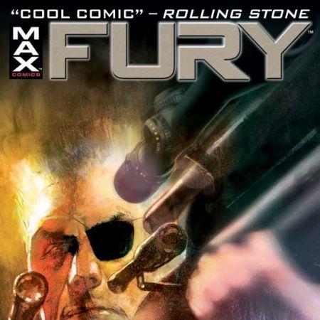 FURY VOL. I COVER