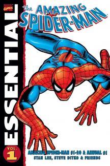 Essential Spider-Man Vol. I (Trade Paperback)