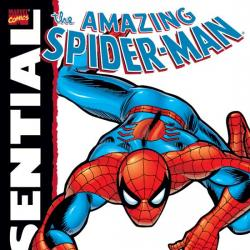 ESSENTIAL SPIDER-MAN VOL. I TPB COVER