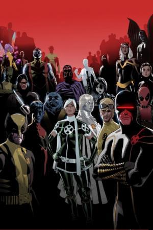 Uncanny X-Men (1963) #523 (2ND PRINTING VARIANT)