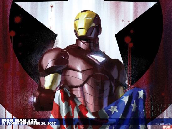 Iron Man (1968) #22 Wallpaper