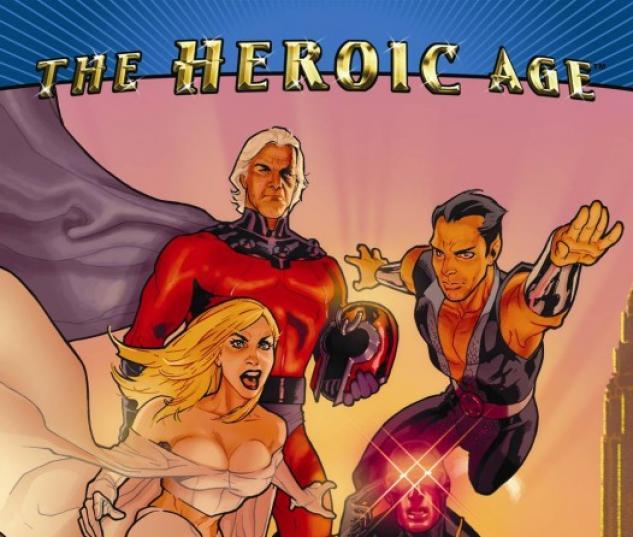 Uncanny X-Men (1963) #524 (HEROIC AGE VARIANT)