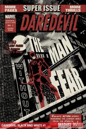 Daredevil: Black and White (2010)