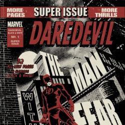 Daredevil: Black and White