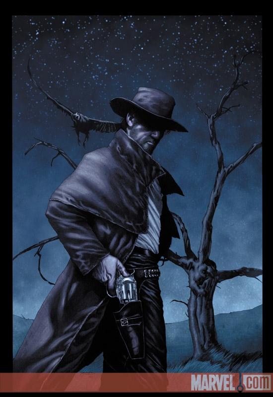 Dark Tower: The Gunslinger Born (2007) #4 (Variant)