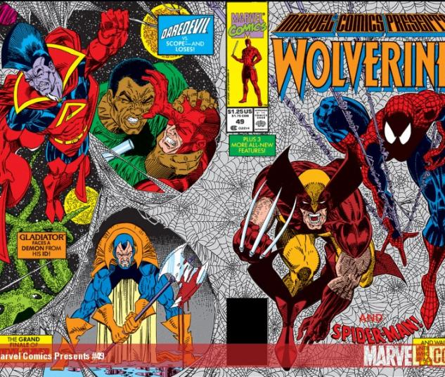 Marvel Comics Presents #49