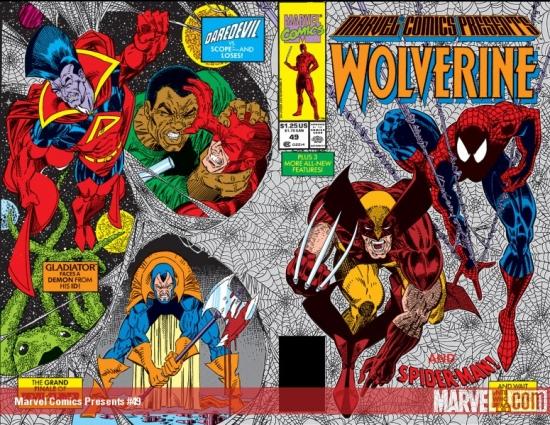 Marvel Comics Presents (1988) #49