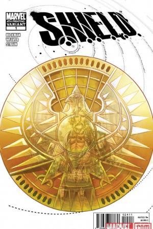 S.H.I.E.L.D. (2010) #1 (4TH PRINTING VARIANT)