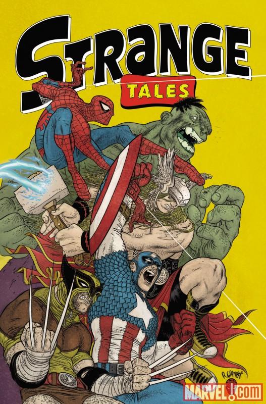 Strange Tales II (2010) #1