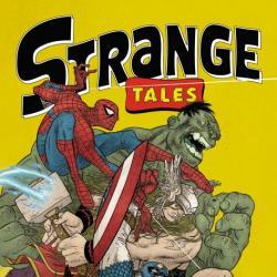Strange Tales II (2010)