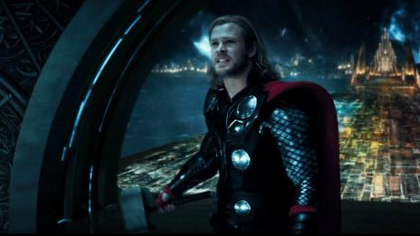 Watch The French-Language International Thor Trailer