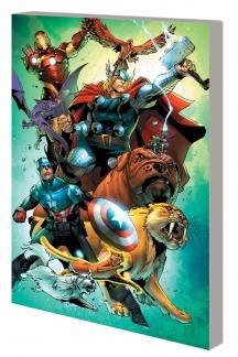 Avengers Vs. Pet Avengers (Graphic Novel)