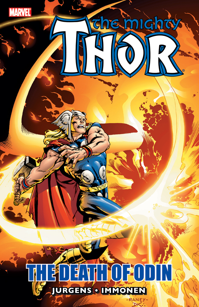 Thor: The Death of Odin (New Printing) (Trade Paperback)