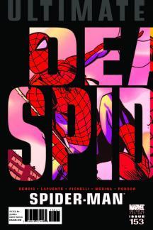 Ultimate Comics Spider-Man #153  (2nd Printing Variant)