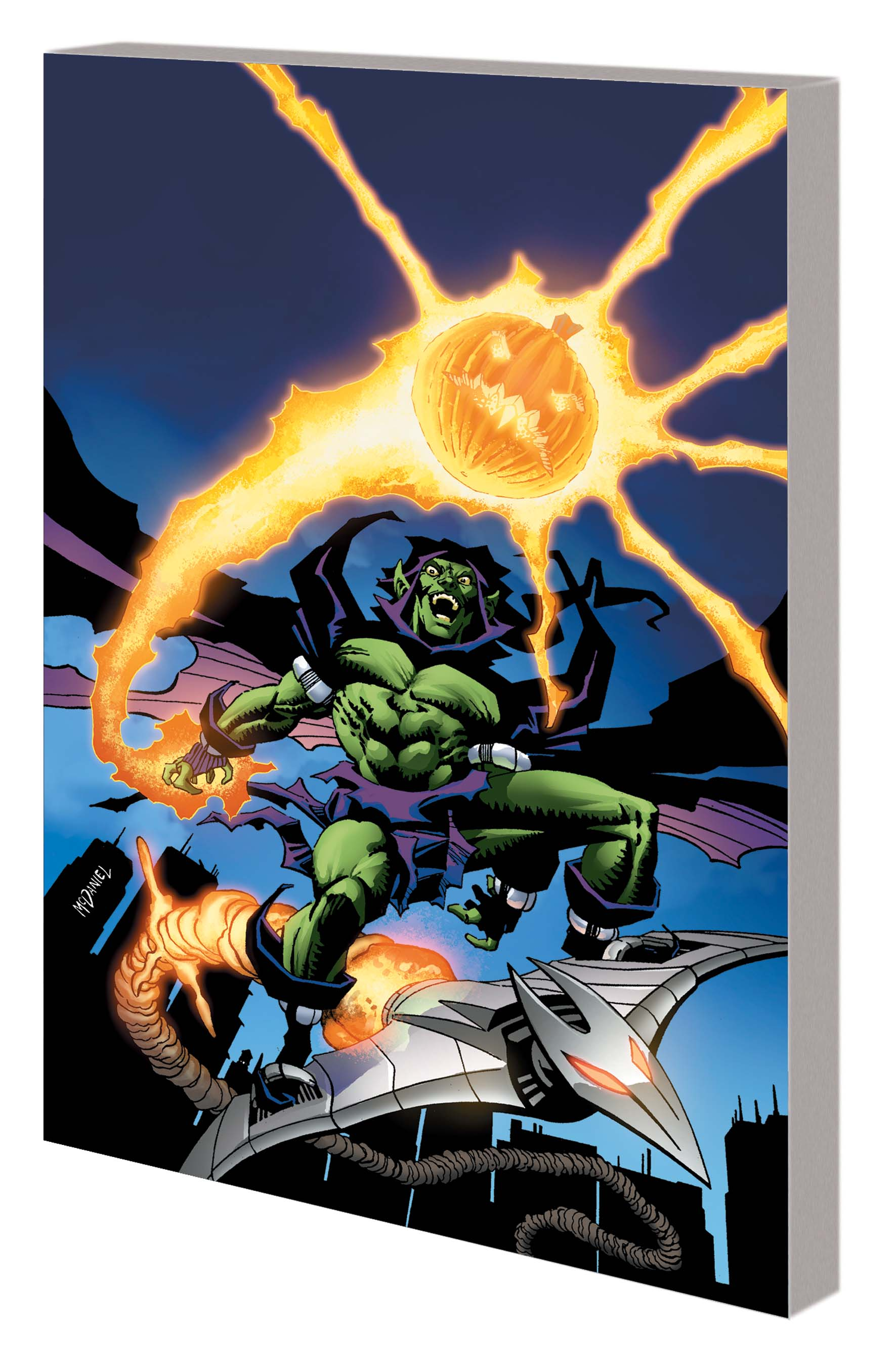 Green Goblin: A Lighter Shade of Green (Trade Paperback)
