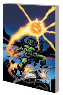 Green Goblin: A Lighter Shade of Green (Trade Paperback)