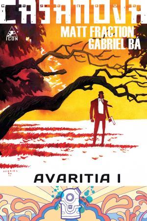Casanova: Avarita #1