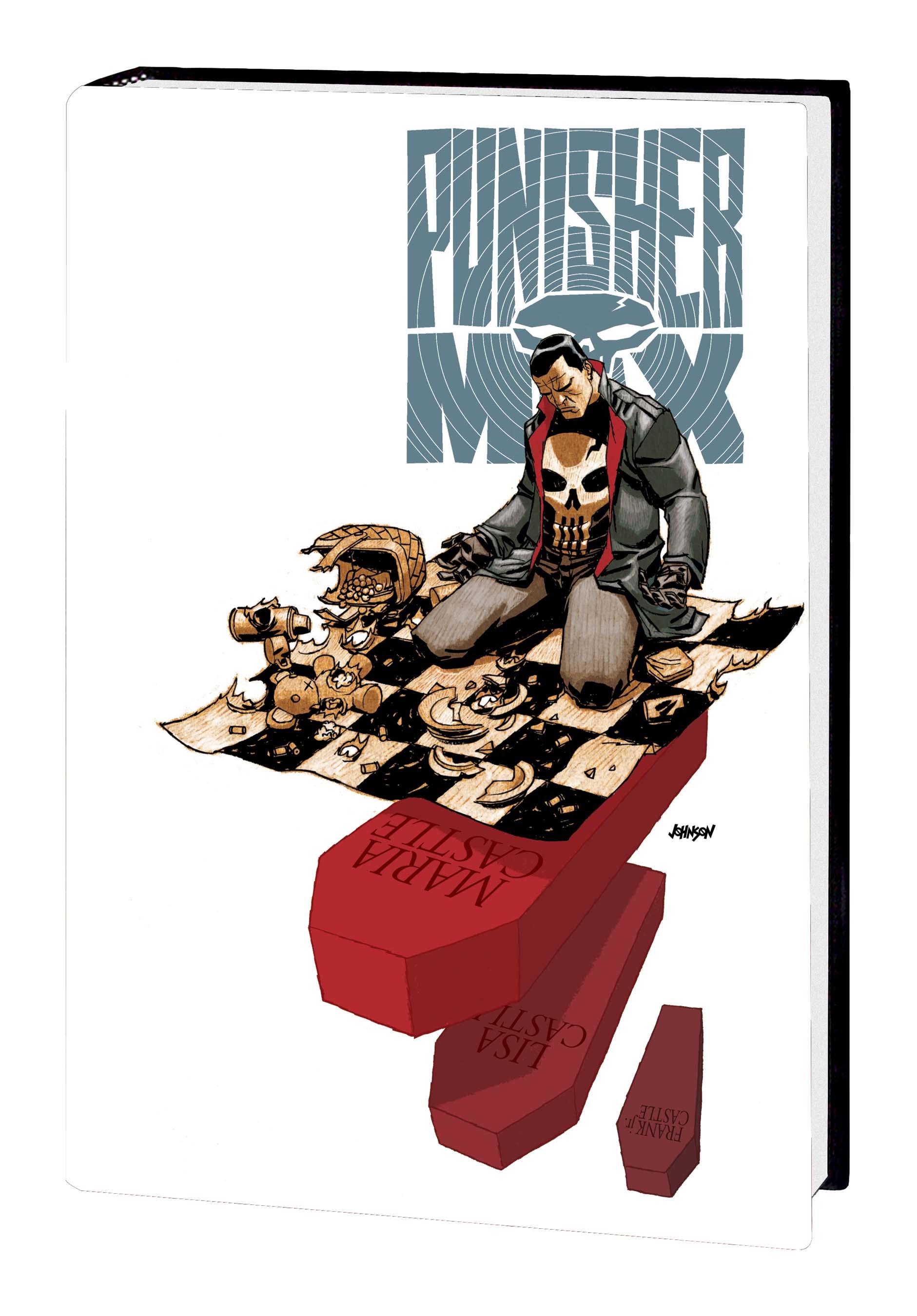Punishermax: Frank (Hardcover)