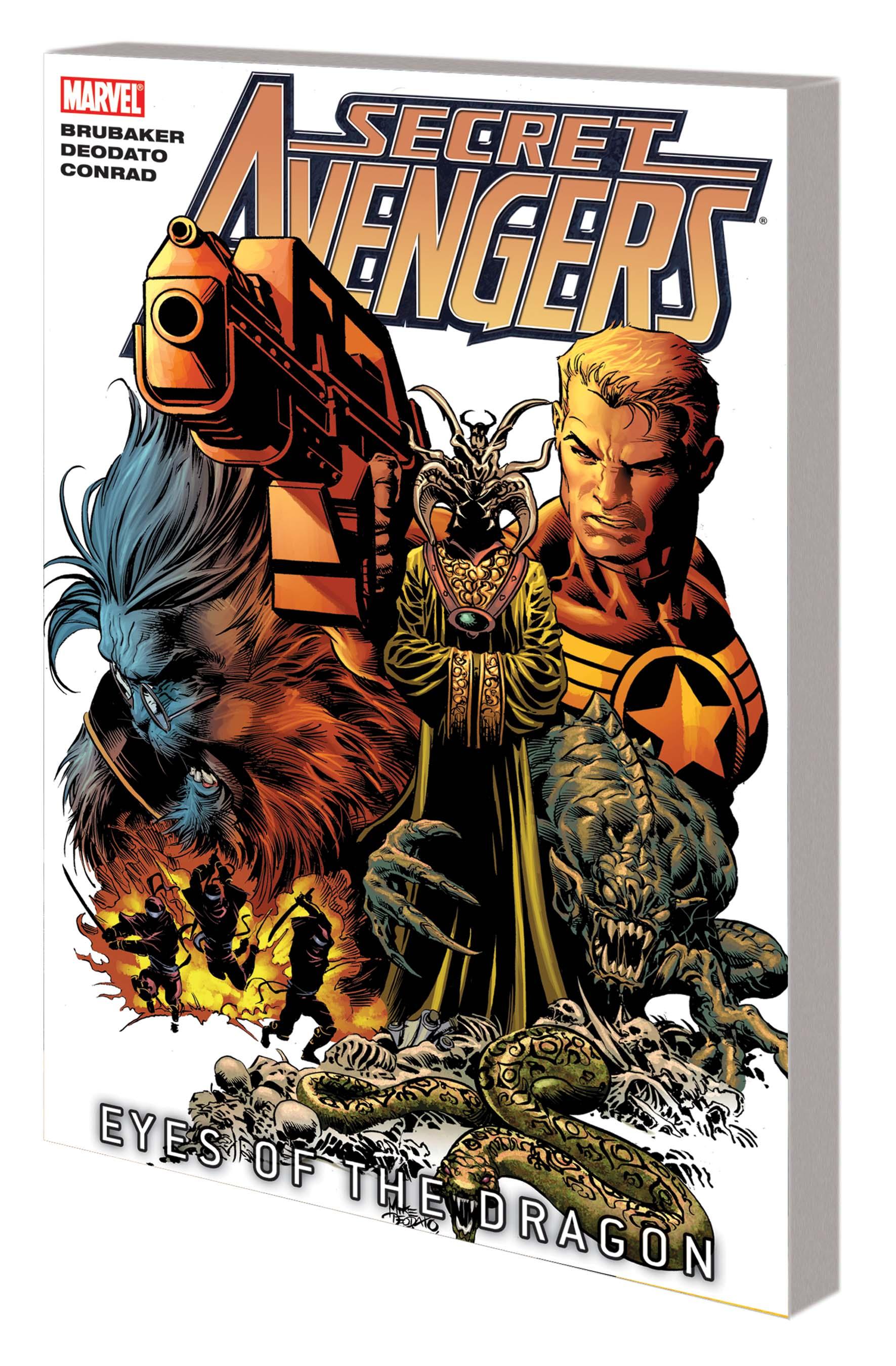 Secret Avengers Vol. 2 (Trade Paperback)