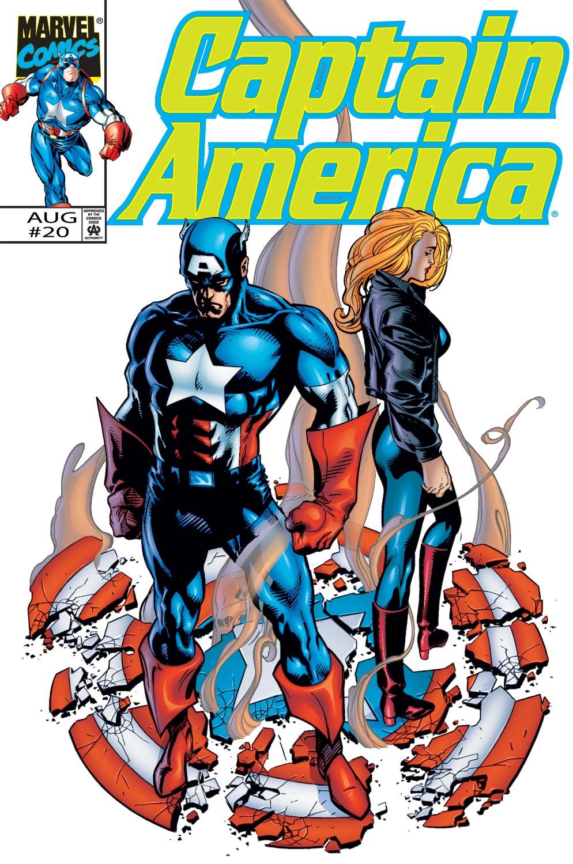 Captain America (1998) #20