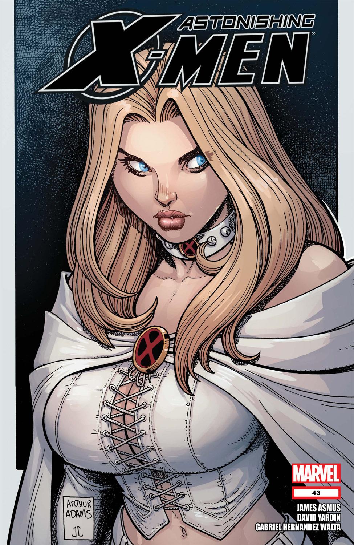 Astonishing X-Men (2004) #43