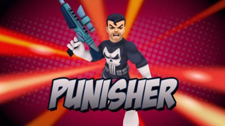 Super Hero Squad Online: Meet the Punisher
