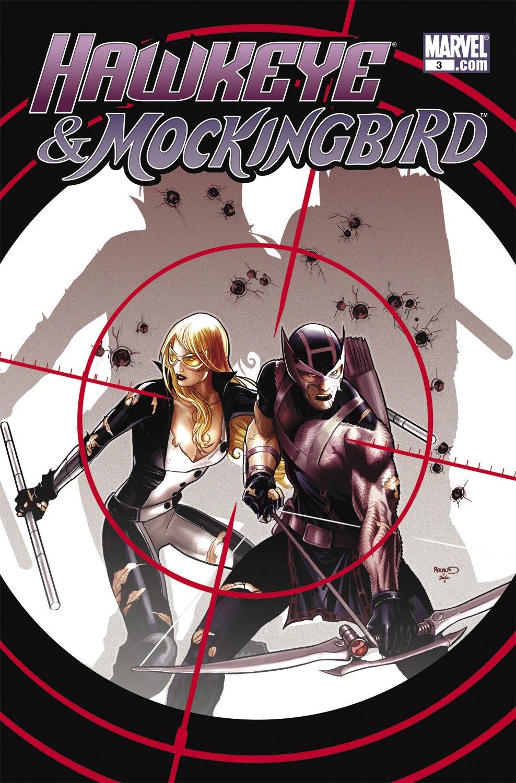 Hawkeye & Mockingbird (2010) #3