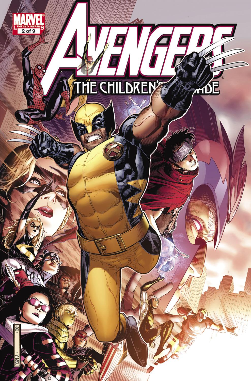 Avengers: The Children's Crusade (2010) #2