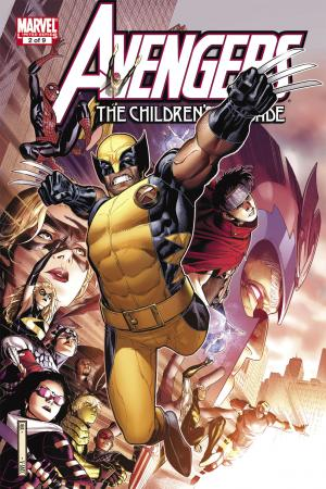 Avengers: The Children's Crusade (2010) #2